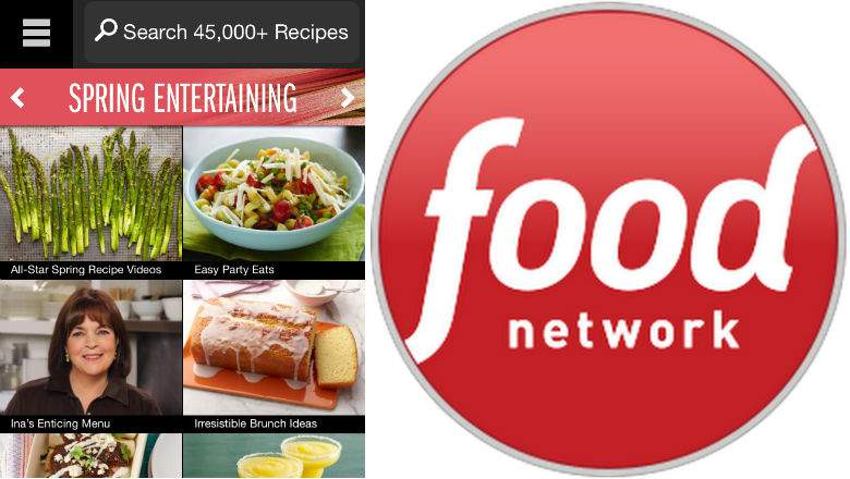 Recipe apps to help make cooking a breeze foodnetworkheader forumfinder
